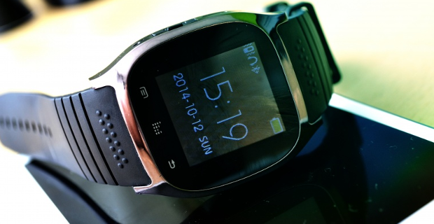 Review SmartWatch rwath M26
